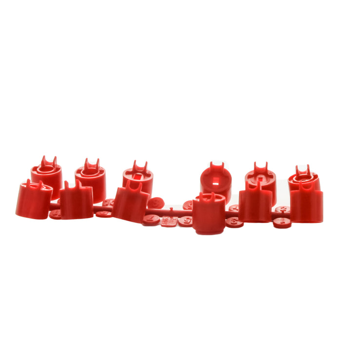 Hunter - 130900 - RED Standard Nozzle Rack for PGP-ADJ Series