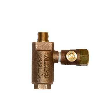 Wilkins - 14-ZWFR - Freeze Protection Valve, 0.25-inch NPT