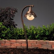 Kichler - 15369TZT - Vintage Park, Path & Spread Light, 12V