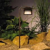 Kichler - 15391OZ - Zen Garden, Path Light, 12V