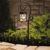 Kichler - 15426BKT - Ameria, Path & Spread Light, 12V
