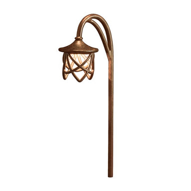 Kichler - 15429TZT - Cathedral, Path Light, 12V