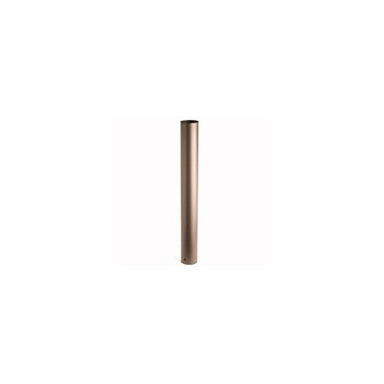 "Kichler - 15667AZT - 36"" Bollard Mount Kit, Textured Arch Bronze"