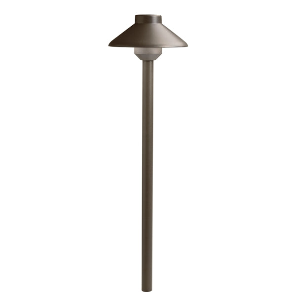 Kichler - 15821AZT - Llenita LED Path Light, Textured Bronze