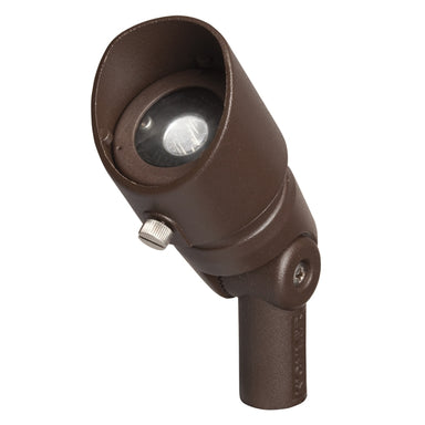 Kichler - 16003AZT27 - LED Spot Light, 2700K, 4W, 10 deg. Textured Bronze