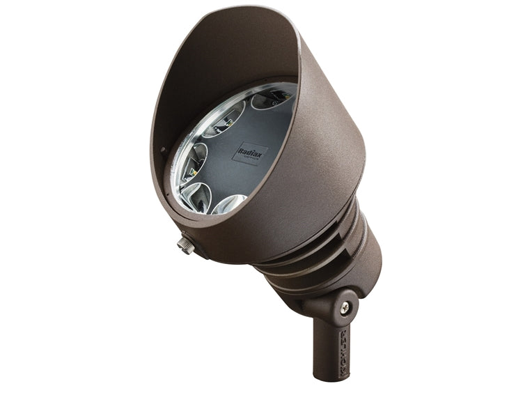 Kichler - 16013AZT27 -LED 2700K 21-Watt 35-Degree Flood Light, Textured Architectural Bronze