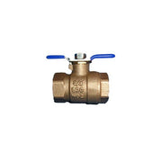 "Wilkins 2"" 850T Ballvalve With Tap"