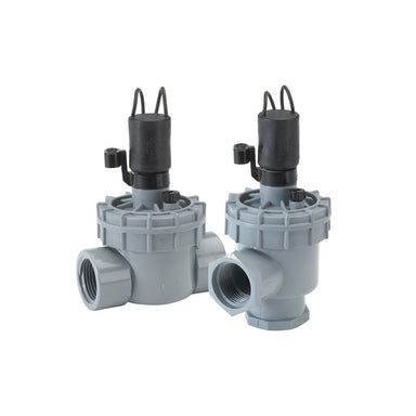 Irritrol - 2600TF - 2600 Plastic Angle Valve 1 in. with Flow Control FIPT x FIPT