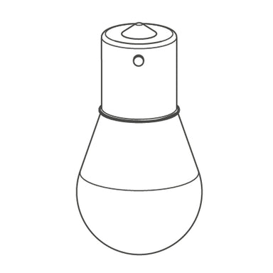FX - 250010510000 - Replacement Bulb For FG Fixture