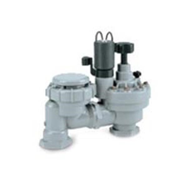 Irritrol - 2713DPR - 1 in  Electric Anti-Siphon Valve, Threaded Bonnet
