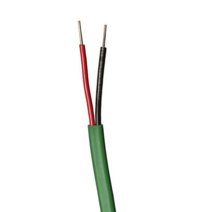 Paige - 14/2X2500GR - Maxi 2-Wire Decoder Cable, P7072D, GREEN