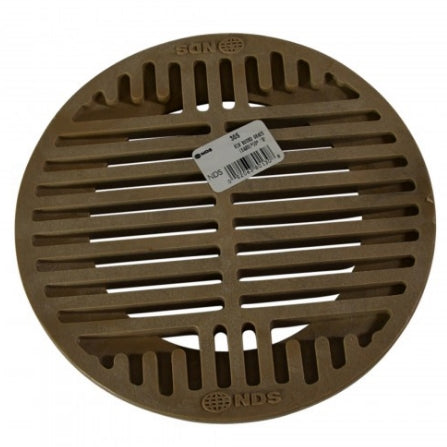 "NDS - 30S - 8"" Rd Grate"