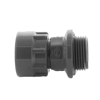 "Lasco - 332-101 - 1"" Adapter Swivel X O-Ring MIPT"