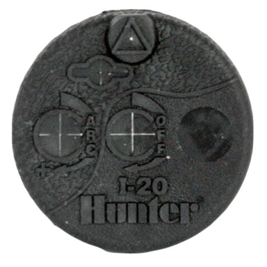 Hunter - 352476 - I-20 Black Rubber Top