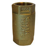 6300-11/2 - 6300 1.5 inch Lead-Free Brass Check Valve