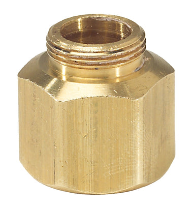 "Weathermatic - 73 - Brass Nozzle Adapt. 1/2"" IPS"