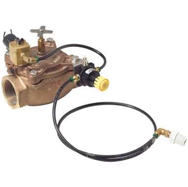 "Weathermatic - 8200CR-10XPR - Brass 1"" Valve, with XPR Install"