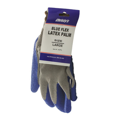 Christy's - A-377L - Large Blue Flex  Glove