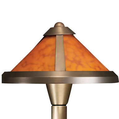 Advantage - ADV-AP-21B - Brass Mica Amber Shade Only