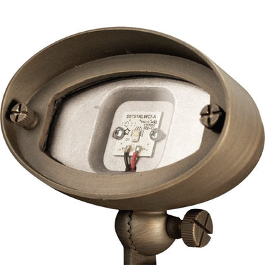 Advantage - ADV-LED-PS-113B-6W - Cast Brass inchE.T. Wall Washerinch path light