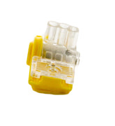 Blazing - BVS-2 - Yellow And Clear Waterproof Wire Connector