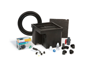 "Atlantic Water Garden CFBASINKIT12 - Complete 12"" Basin Kit"