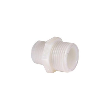 3/4 X 1/2 X Close Nylon Nipple