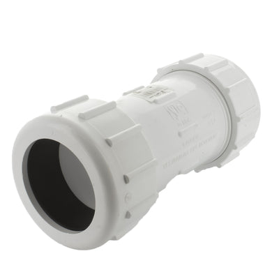 Lasco - 110-30 - 3 in. PVC Compression Coupling