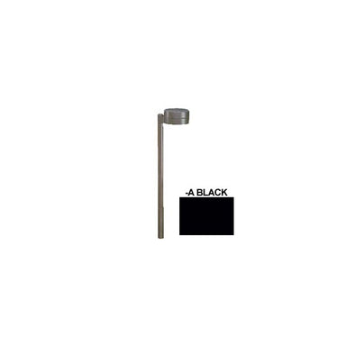 HADCO - CPL12-AS7 - 12V Flat Roof Pathlyte, Black
