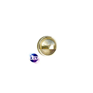 HADCO - DCL1DW-N - Decklyte Warm 4K LED Natural Brass Finish