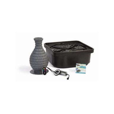 "Atlantic Water Gardens - FKCCV18 - 18"" Color Changing Vase Fountain Kit"