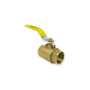 "HFBV6-150S - 1-1/2"" Ball Valve (Sweat)"