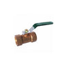 "HFBV6-150T - 1-1/2"" Ball Valve (Thread) Brass"
