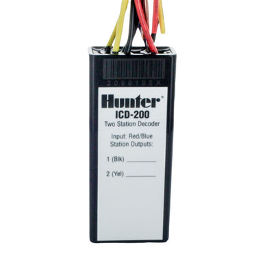 Hunter ICD200 2-Station Decoder