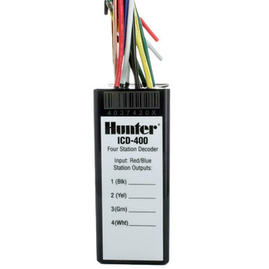 Hunter ICD400 4-Station Decoder