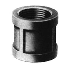 BC21/2 - Threaded Bronze Coupling 2.5 inch