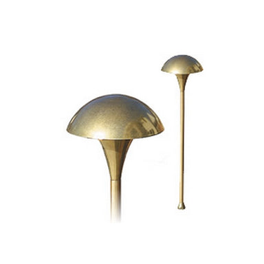 HADCO - MUL4-HS7 - 12V Mushroom Pathlyte w/ Mounting Stake, Bronze Finish
