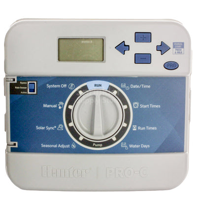 Hunter - PC-300I - 4-Station Indoor Controller