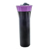 Hunter - PROS-04-PRS30-CV-R - 30 PSI Regulated 4 in. Pop-up Spray; with Check Valve & Reclaimed Water ID logo cap (Purple)