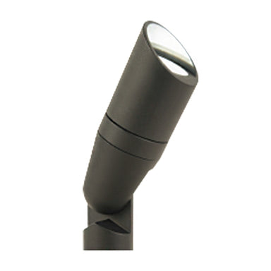 FX - QZ1LEDFB - QZ Up Light 1LED, Flat Black Finish
