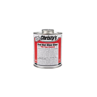 Quart Christy'S Red Hot Blue Glue