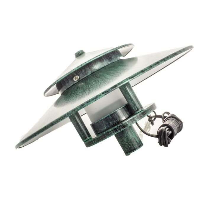 HADCO - RL4-GS7 -  12V Two-Tier Horizon Pathlyte, with Mounting Stake, Verde