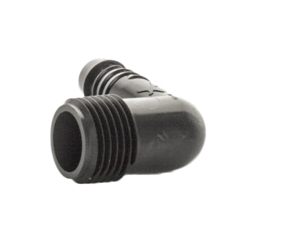 "Rain Bird - SBE050 - 1/2"" MNPT x 1/2"" Barb, Swing Pipe ELBOW"