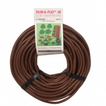 NDS - SFJR-BR-06-01 - 1/2 GPH 1/4 Drip 6 in. Sp - 100 ft. Roll