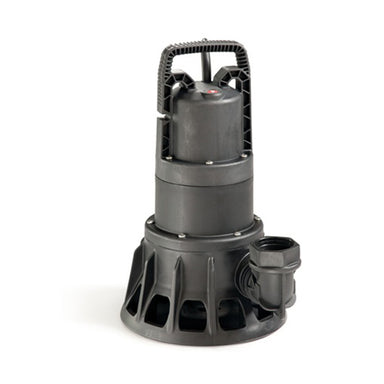 Atlantic Water Gardens - SH5000 - Tidal Wave Solid Handling Pump
