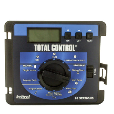 Irritrol - TC-6MOD-R - Total Control 6 Station Faceplate (Replacement Module)