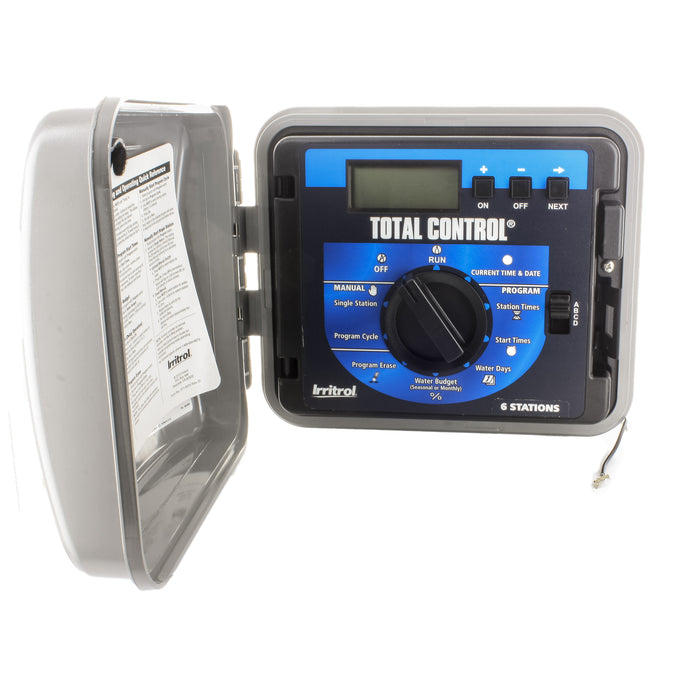 Irritrol - TC-9EX-R - Total Control 9 Station, Outdoor