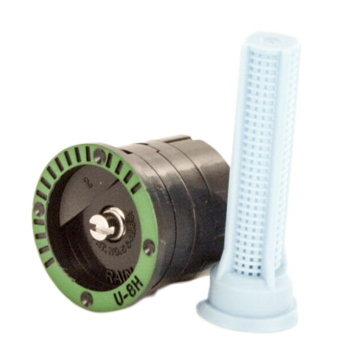 Rain Bird - U8H - 8' Spray Nozzle, 180 Degrees