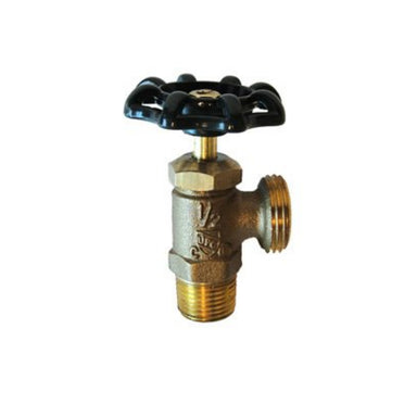 HBD50NL - 0.5-inch Lead Free Brass Boiler Drain
