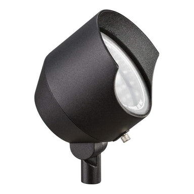 Kichler - 15381BKT - 12V Accent Light, Textured Black
